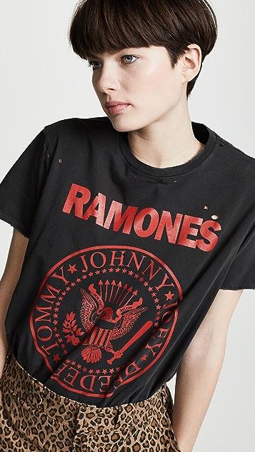 R13 Футболка Ramones Boy