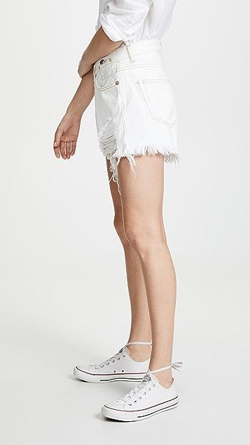 R13 交叠短裤