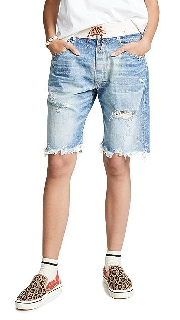 R13 Surf Shorts