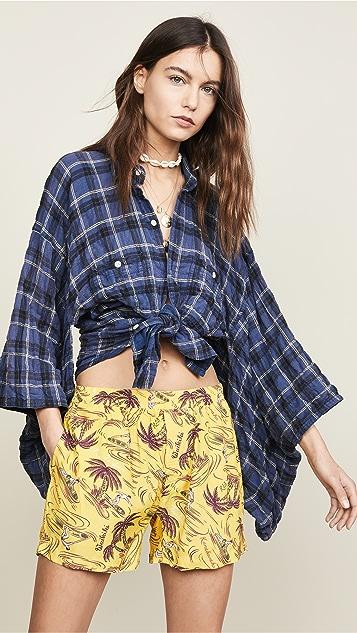 R13 Kimono Shirt