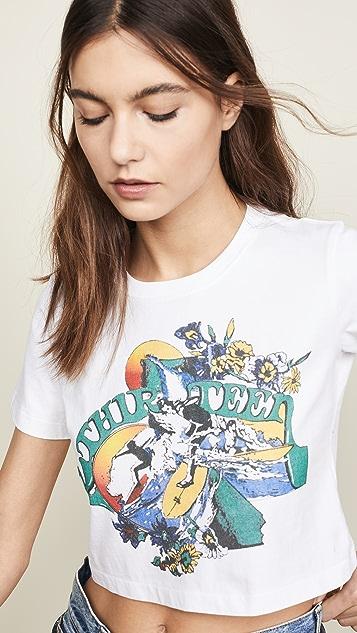 R13 California Baby T 恤