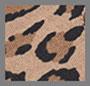 Красная сетка/леопардовый принт