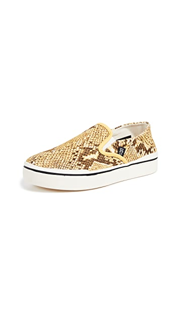 R13 Slip On Sneakers