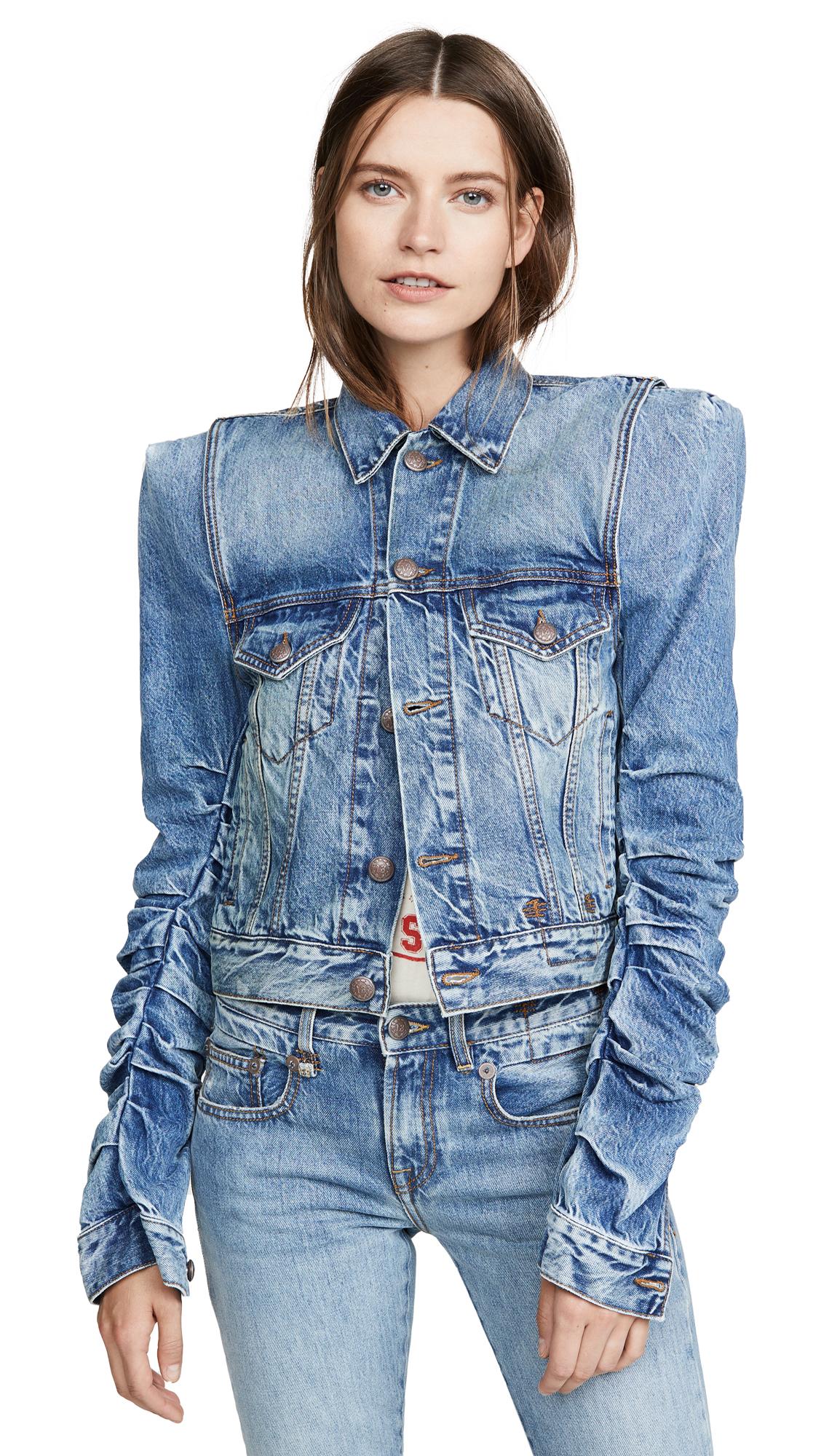 R13 Kelsey Denim Jacket