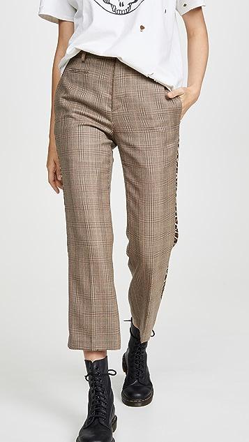 R13 Tuxedo Trousers