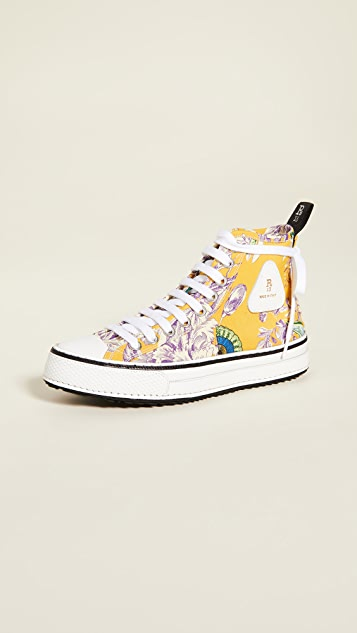 R13 High Top Sneakers