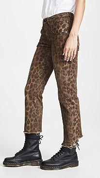 Boy Straight Jeans