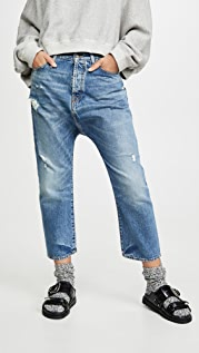R13 修身牛仔裤