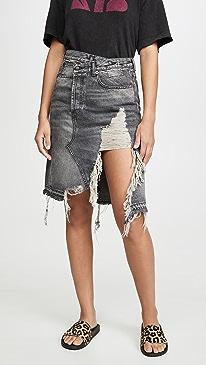 Norbury Denim Skirt