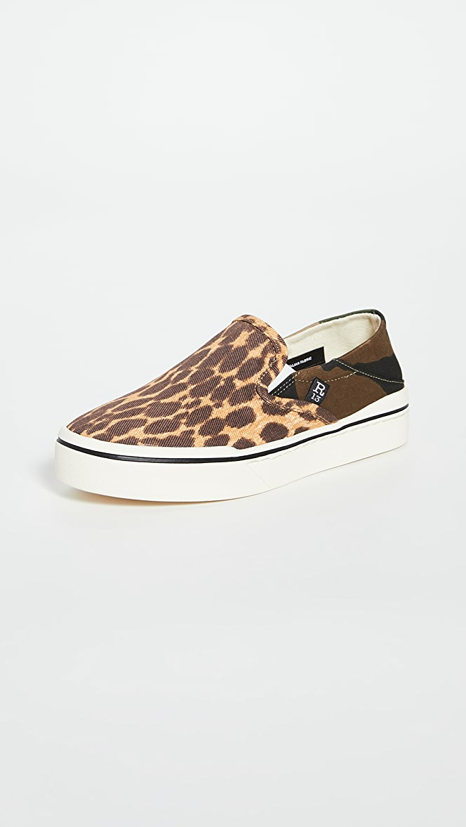 R13 Slip On Sneakers | SHOPBOP
