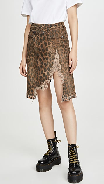 R13 Norbury Skirt