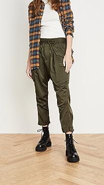 Harem Cargo Pants