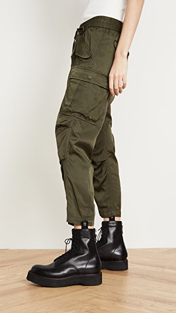 R13 Harem Cargo Pants