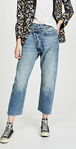 R13 - R13 Crossover Jeans