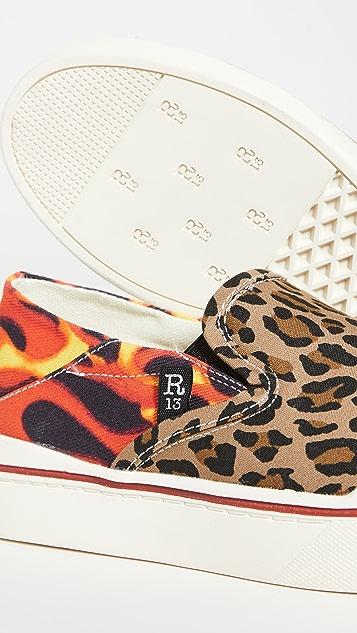 R13 运动便鞋