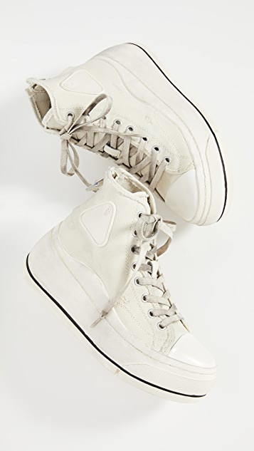 R13 高筒运动鞋