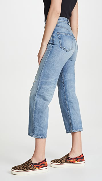 R13 高腰 Camille 牛仔裤