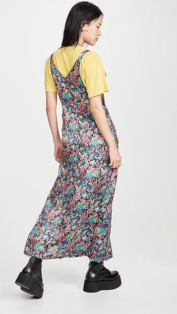 R13 侧条纹长款衬裙
