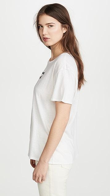 R13 Fifty Fifty Boy T 恤