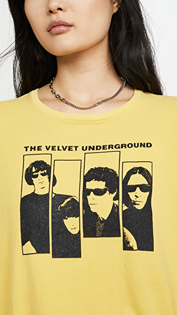 R13 Velvet Underground Group Shot Boy Tee