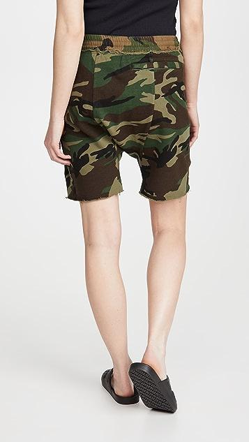 R13 Harem 运动短裤