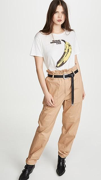 R13 Velvet Underground Banana T 恤