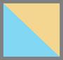 灰色格子彩色豹纹