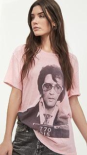 R13 Elvis T70 Boy T 恤