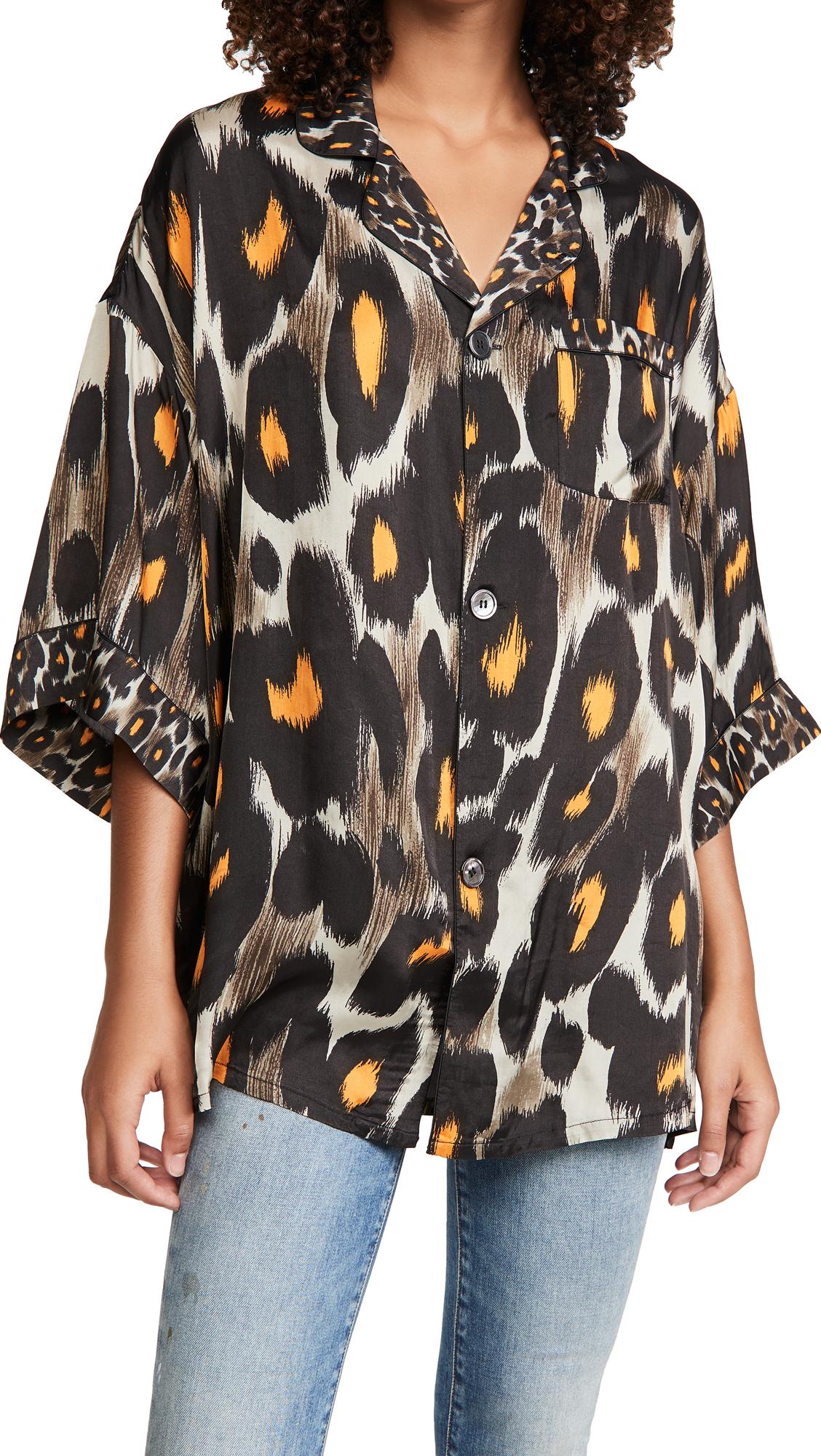 R13 Pyjama Top