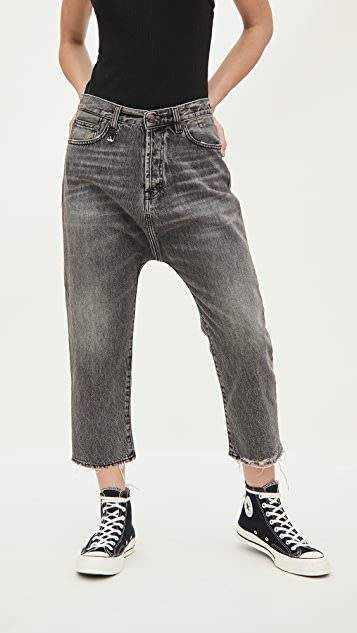 R13 Tailored Drop Jeans