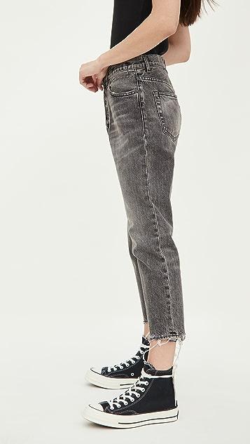 R13 定制修身牛仔裤