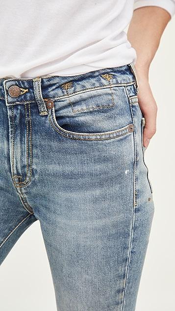 R13 Kick Fit Jeans