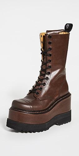 R13 - 厚底靴