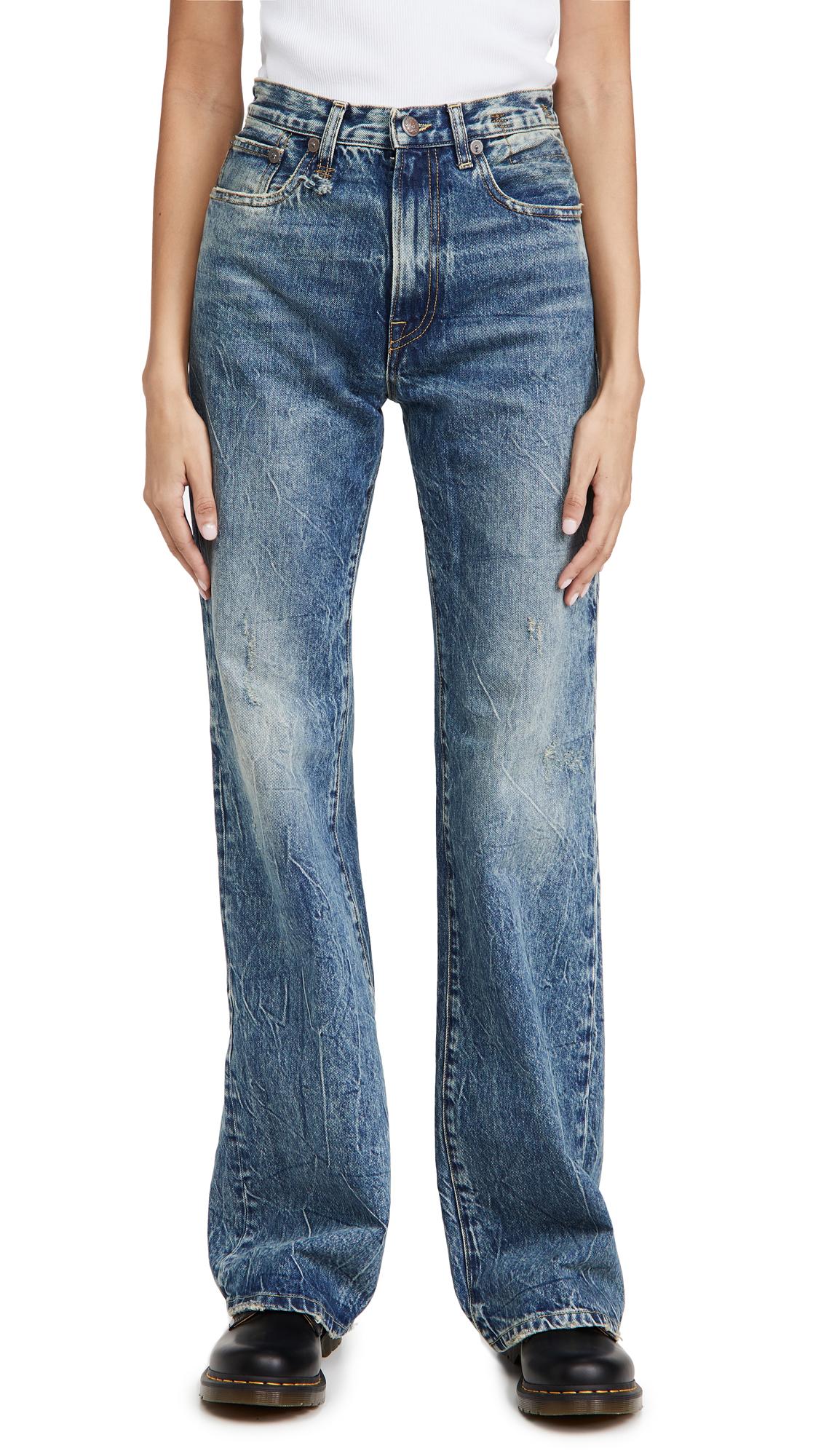 R13 Jane Jeans