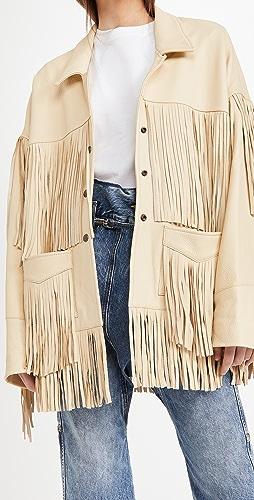 R13 - Fringe Jacket