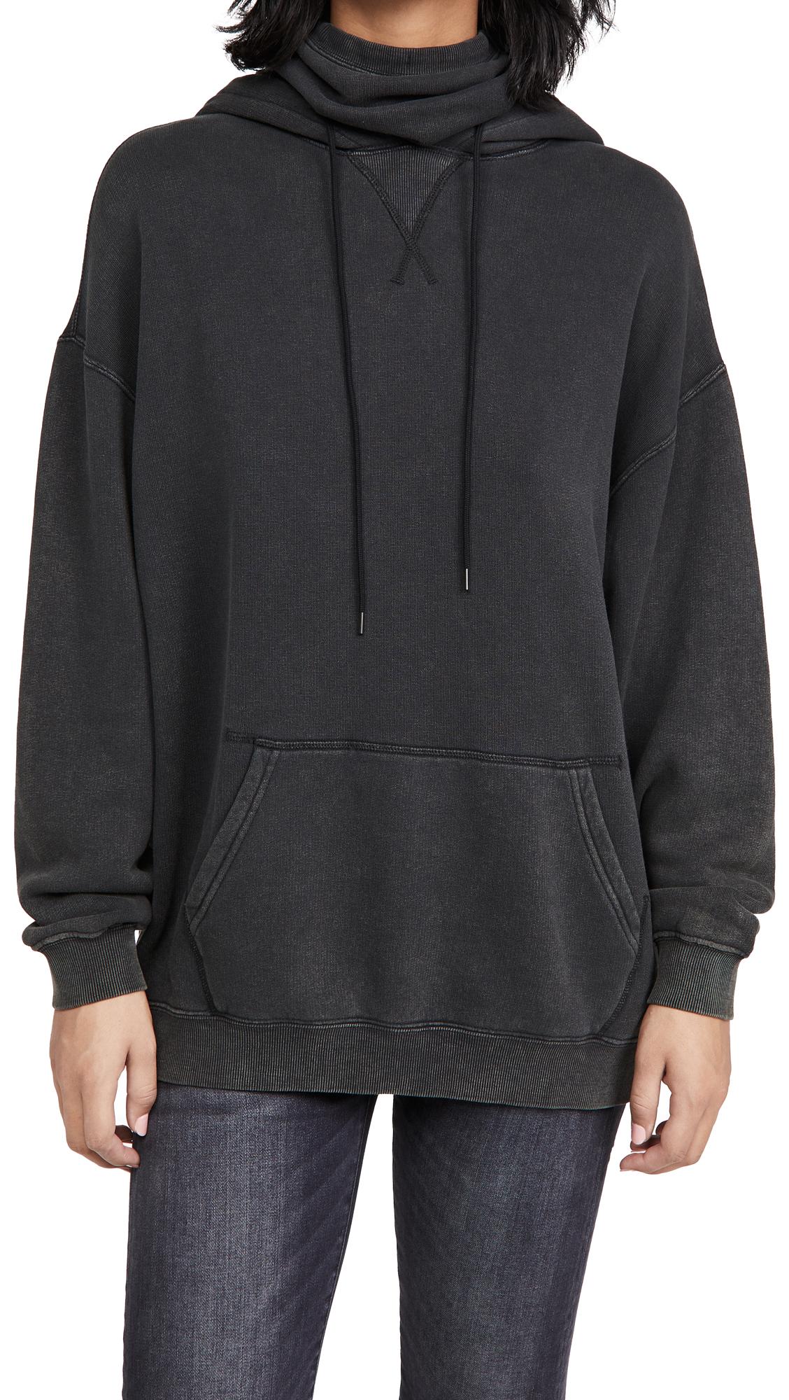 R13 #MaskUp Vintage Fleece Hoodie