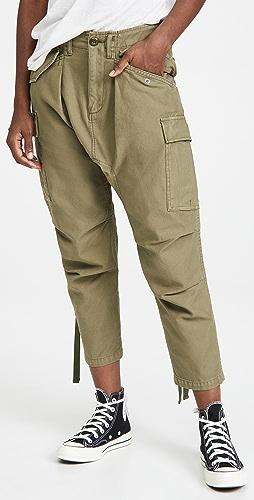 R13 - 工装哈伦裤