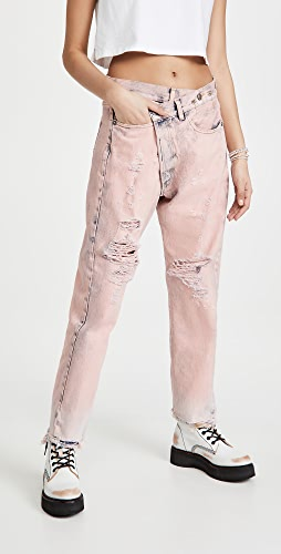 R13 - Crossover Jeans