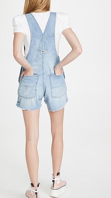 R13 连体短裤
