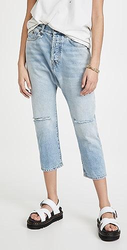 R13 - 定制修身牛仔裤