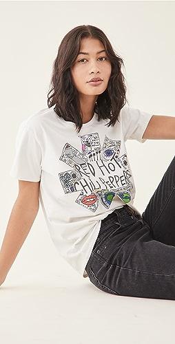 R13 - Doodle Boy T 恤