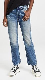 R13 Courtney Slim Jeans