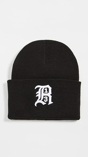 R13 R13 Skully 帽子