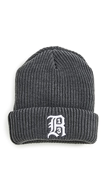 R13 Beanie with Embroidery