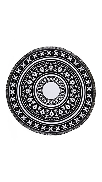 Round Towel Co. The Queen of the Beach Towel
