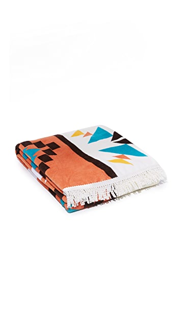 Round Towel Co. The Hippy Nest Towel