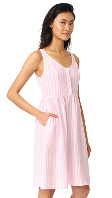 RUKEN Amalfi Long Dress