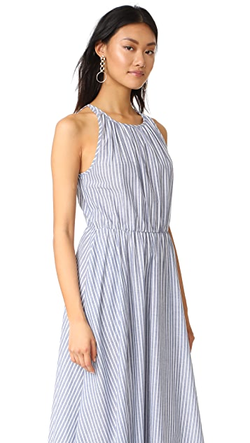RUKEN Capri Dress