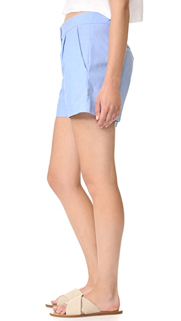 RUKEN Lauren Shorts