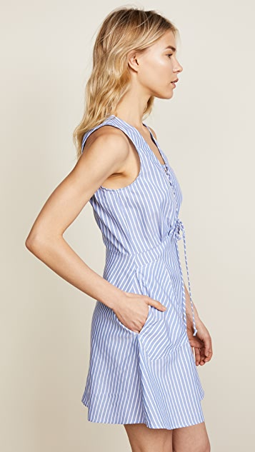 RUKEN Olive Dress